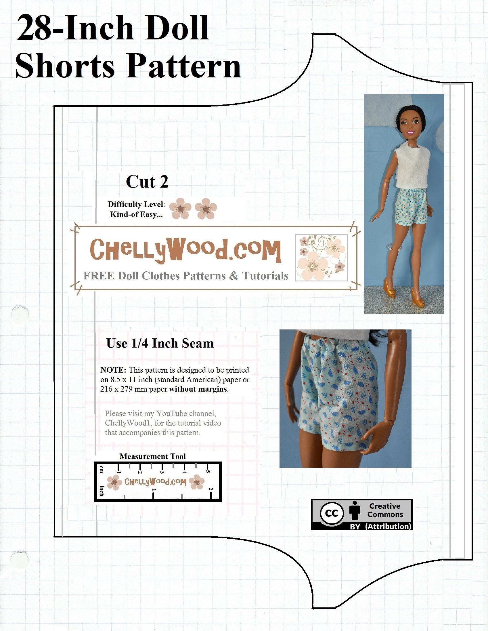 It's just a photo of Printable Shorts Pattern throughout woman